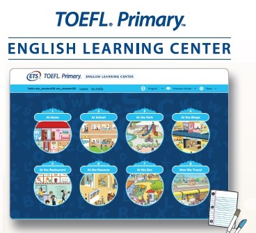 TOEFL PRIMARY SMALL